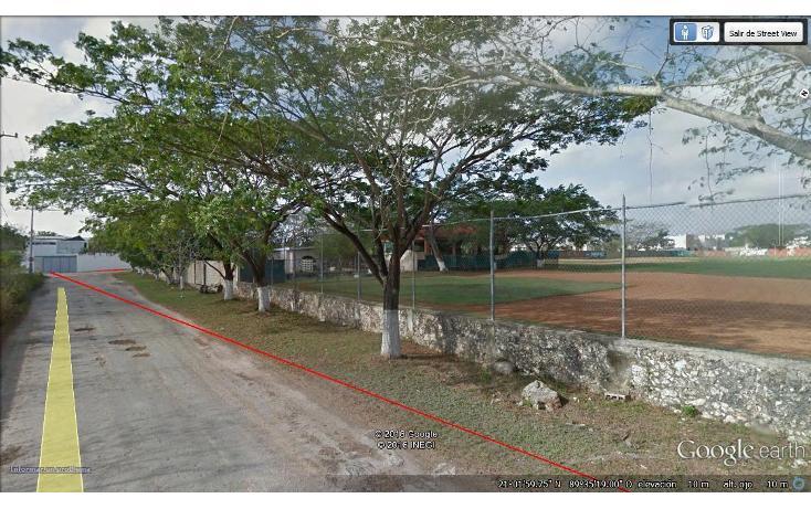 Foto de terreno habitacional en venta en  , montebello, mérida, yucatán, 1955489 No. 07