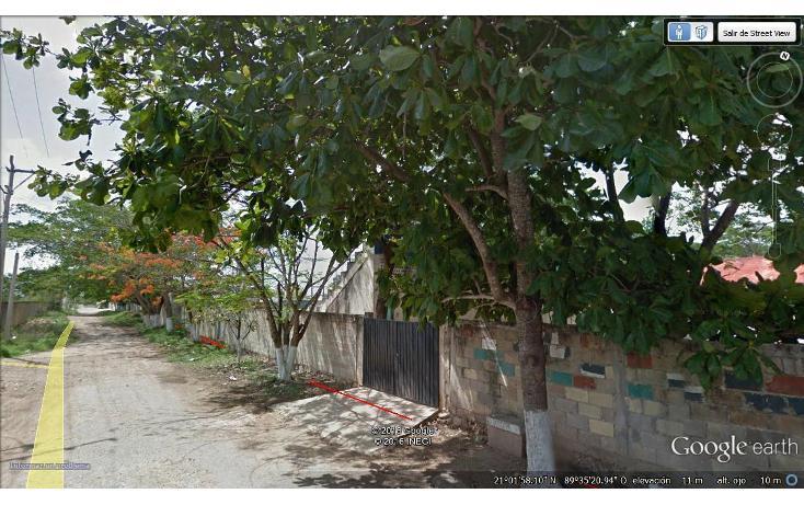 Foto de terreno habitacional en venta en  , montebello, mérida, yucatán, 1955489 No. 08