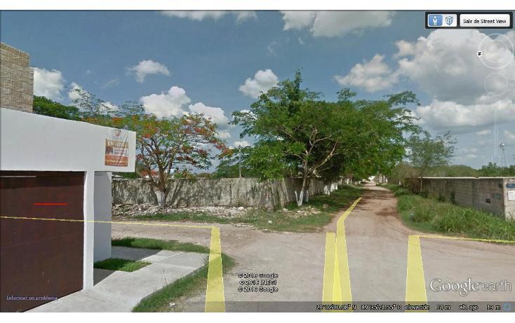 Foto de terreno habitacional en venta en  , montebello, mérida, yucatán, 1955489 No. 09