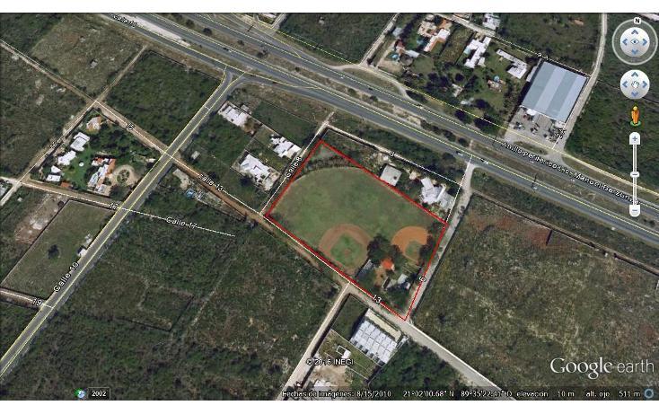 Foto de terreno habitacional en renta en  , montebello, m?rida, yucat?n, 1955491 No. 02