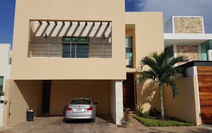 Foto de casa en renta en, montebello, mérida, yucatán, 1958676 no 01