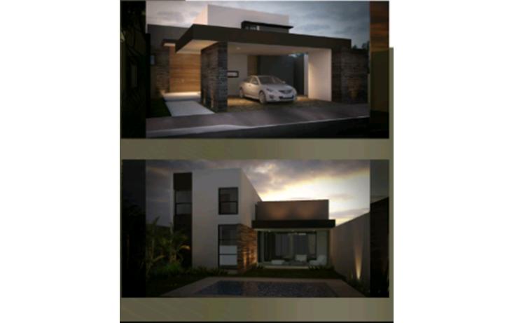 Foto de casa en venta en  , montebello, mérida, yucatán, 1959940 No. 01