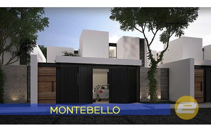 Foto de casa en venta en  , montebello, mérida, yucatán, 1964871 No. 02