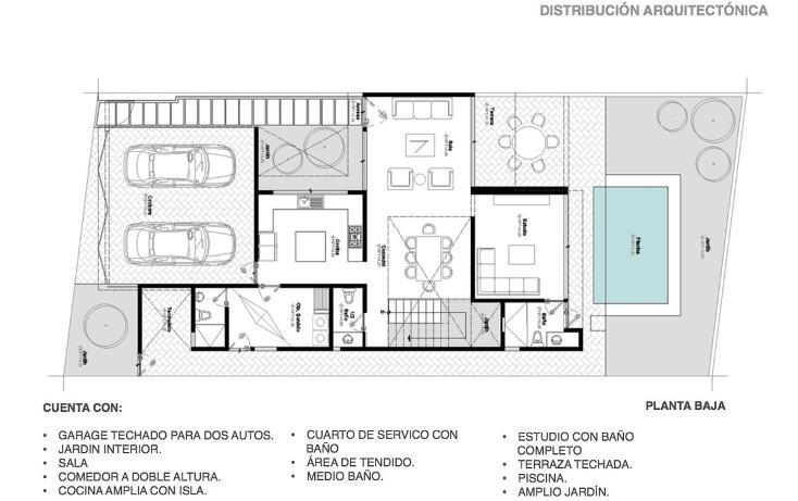Foto de casa en venta en  , montebello, mérida, yucatán, 1964871 No. 09