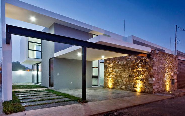 Foto de casa en venta en  , montebello, mérida, yucatán, 1971556 No. 01