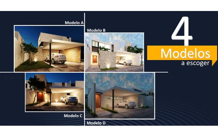Foto de casa en venta en  , montebello, mérida, yucatán, 1973448 No. 01