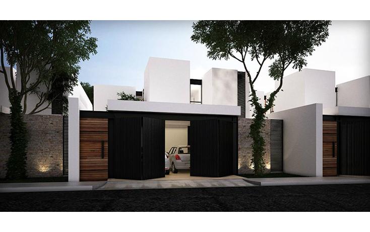 Foto de casa en venta en  , montebello, mérida, yucatán, 1976600 No. 01