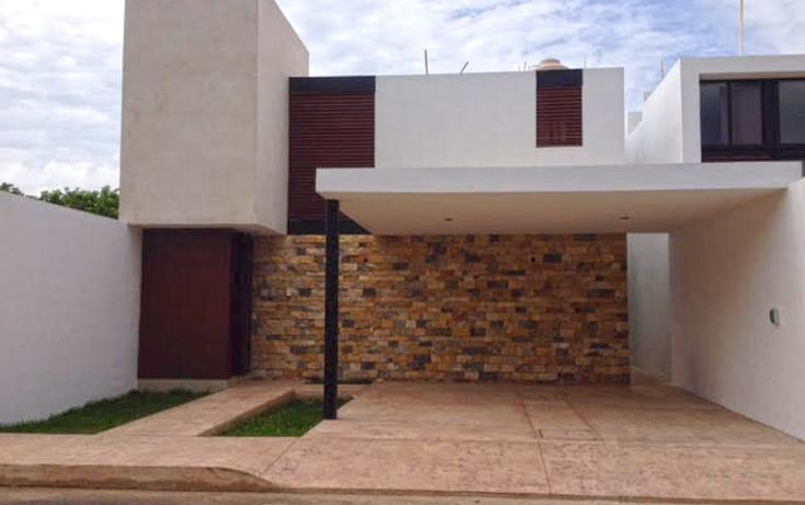 Foto de casa en venta en  , montebello, mérida, yucatán, 1976648 No. 01