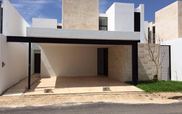 Foto de casa en venta en  , montebello, mérida, yucatán, 1983974 No. 01