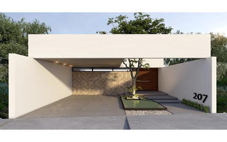 Foto de casa en venta en  , montebello, mérida, yucatán, 1984272 No. 01