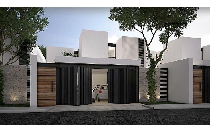 Foto de casa en venta en  , montebello, mérida, yucatán, 1992062 No. 01