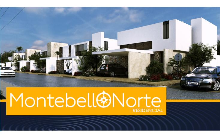 Foto de casa en venta en  , montebello, mérida, yucatán, 1997070 No. 01