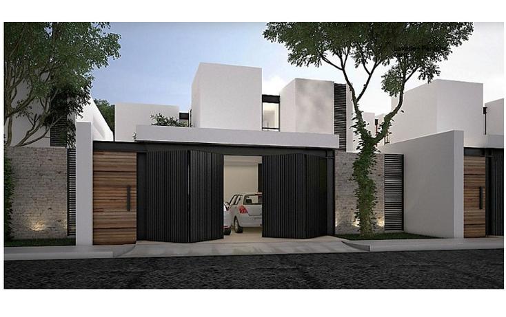 Foto de casa en venta en  , montebello, mérida, yucatán, 2003634 No. 01