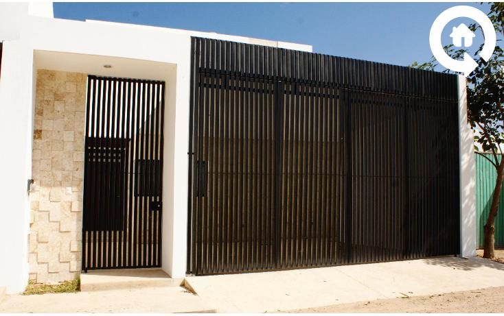 Foto de casa en venta en  , montebello, mérida, yucatán, 2011448 No. 01