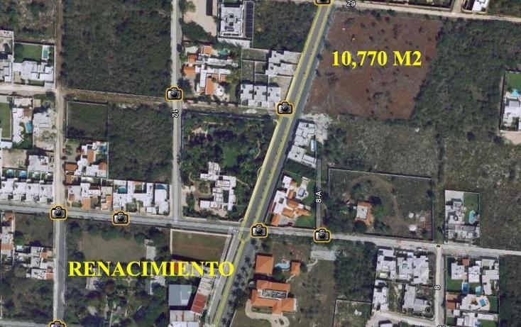 Foto de terreno comercial en venta en  , montebello, mérida, yucatán, 2011608 No. 01