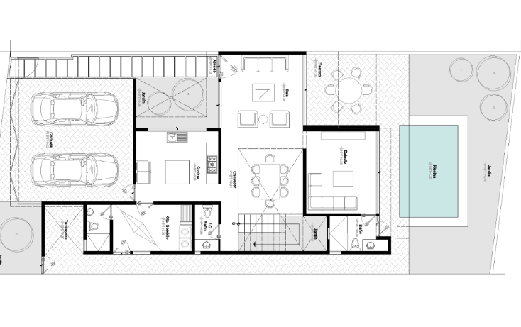Foto de casa en venta en, montebello, mérida, yucatán, 2019318 no 05