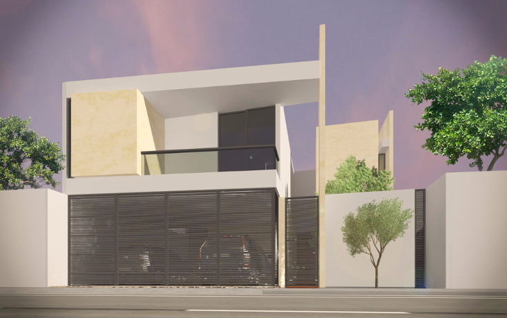 Foto de casa en venta en  , montebello, mérida, yucatán, 2034844 No. 01