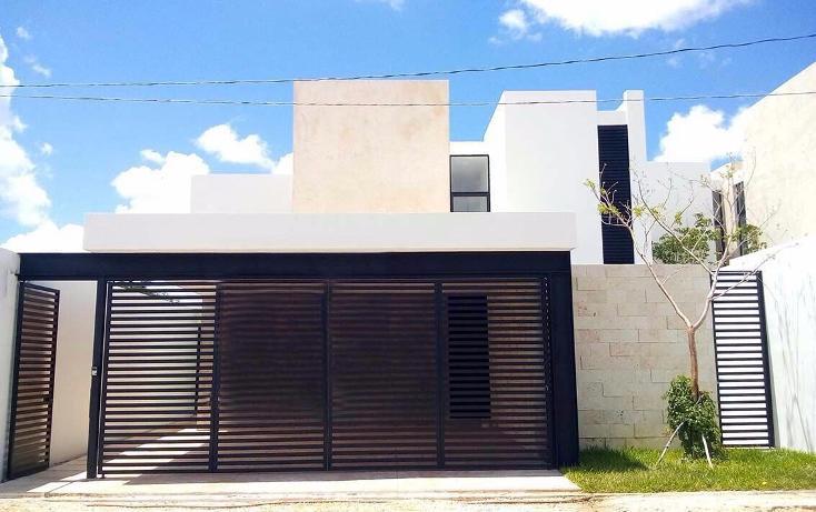 Foto de casa en venta en, montebello, mérida, yucatán, 2035174 no 01