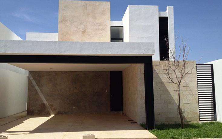 Foto de casa en venta en  , montebello, mérida, yucatán, 2035174 No. 01