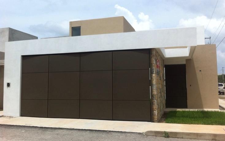 Foto de casa en venta en  , montebello, mérida, yucatán, 587031 No. 01