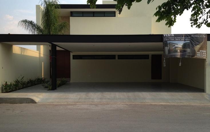 Foto de casa en venta en  , montebello, mérida, yucatán, 742475 No. 01
