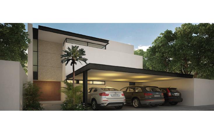 Foto de casa en venta en  , montebello, mérida, yucatán, 943649 No. 01