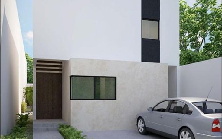 Foto de casa en venta en  , montebello, mérida, yucatán, 945117 No. 01