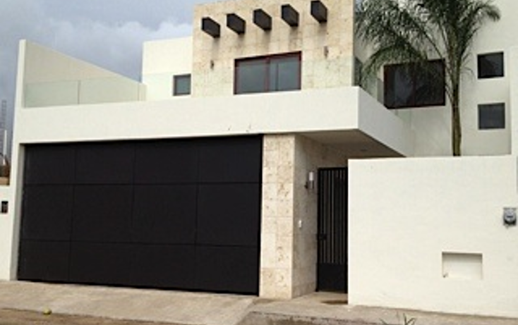 Foto de casa en venta en  , montebello, mérida, yucatán, 946807 No. 01