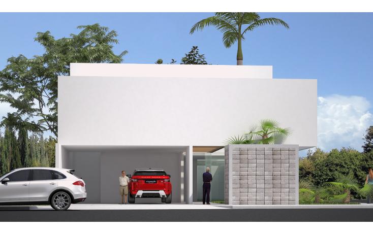 Foto de casa en venta en  , montebello, mérida, yucatán, 947599 No. 01