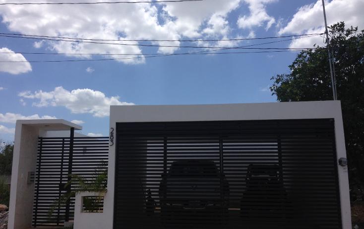 Foto de casa en venta en  , montebello, mérida, yucatán, 949147 No. 01