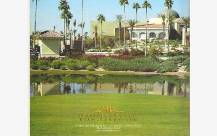 Foto de terreno habitacional en venta en  , montebello, torreón, coahuila de zaragoza, 401164 No. 01