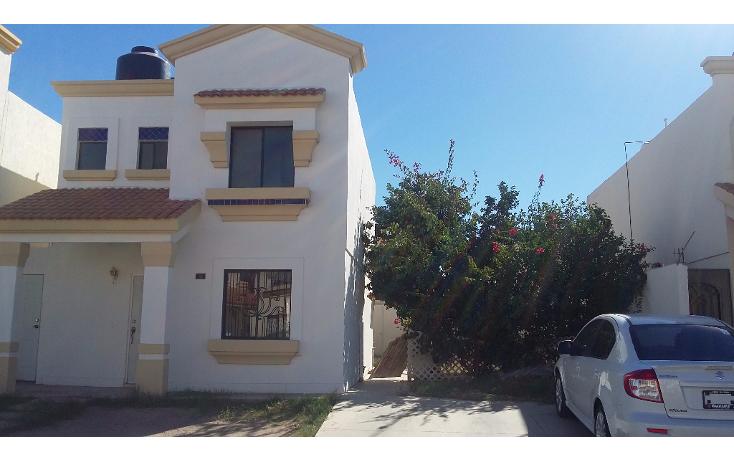 Foto de casa en venta en  , montecarlo, hermosillo, sonora, 1323945 No. 01