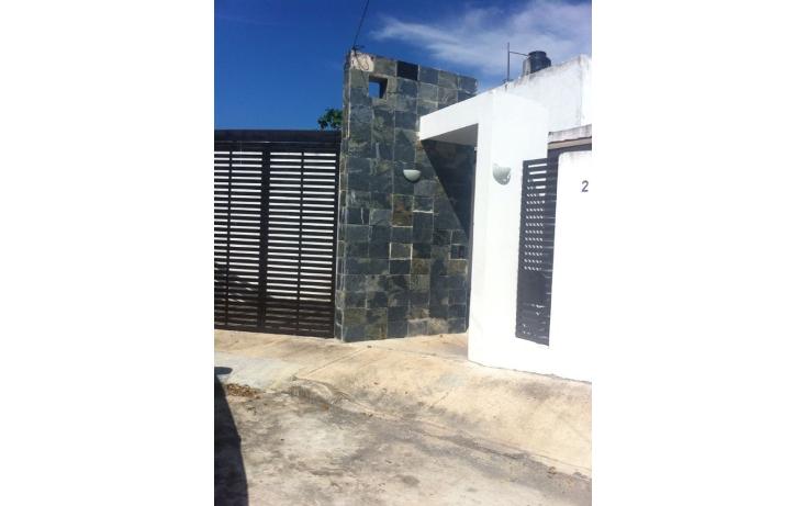 Foto de casa en renta en  , montecarlo, mérida, yucatán, 1233389 No. 01