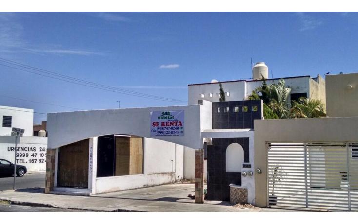Foto de casa en renta en  , montecarlo, m?rida, yucat?n, 1288971 No. 01
