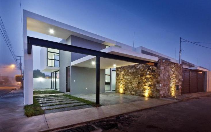 Foto de casa en venta en  , montecarlo, mérida, yucatán, 1485149 No. 01