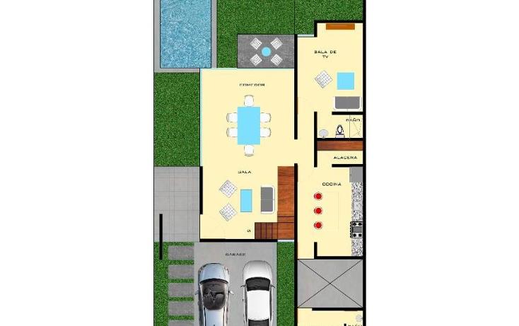 Foto de casa en venta en  , montecarlo, mérida, yucatán, 1485149 No. 05