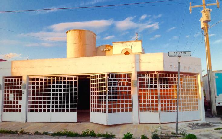 Foto de casa en venta en  , montecarlo, mérida, yucatán, 1600346 No. 01
