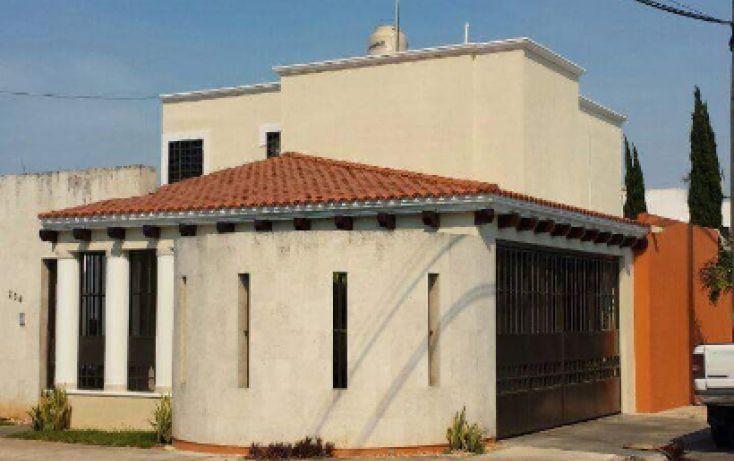 Foto de casa en venta en, montecarlo, mérida, yucatán, 1606062 no 01