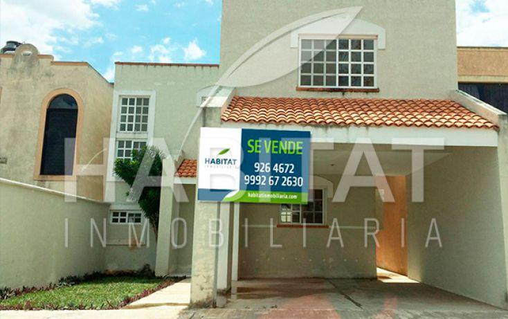 Foto de casa en venta en, montecarlo norte, mérida, yucatán, 1132577 no 01