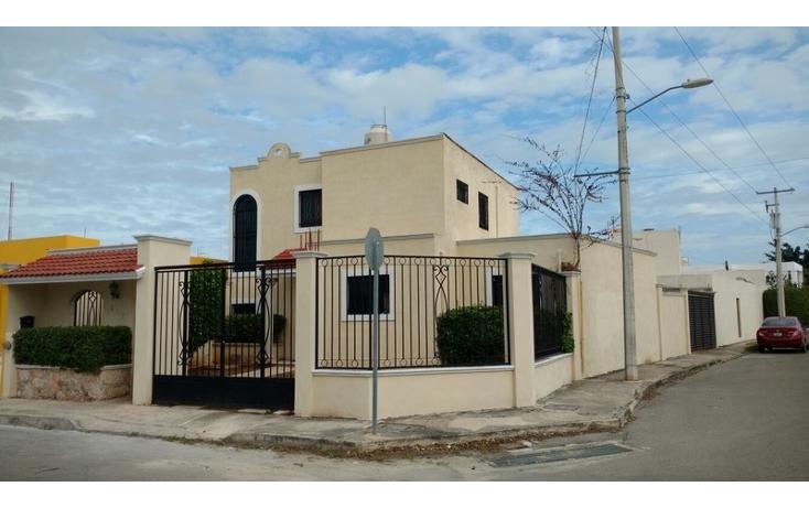 Foto de casa en venta en  , montecarlo norte, m?rida, yucat?n, 1575758 No. 01
