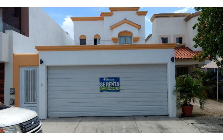 Foto de casa en renta en  , montecarlo residencial, culiac?n, sinaloa, 1374247 No. 01
