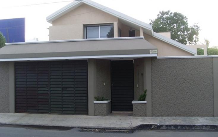Foto de casa en venta en  , montecristo, mérida, yucatán, 1065669 No. 01
