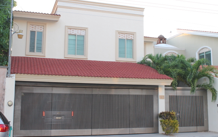Foto de casa en venta en  , montecristo, mérida, yucatán, 1088833 No. 01
