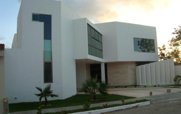 Foto de casa en venta en  , montecristo, mérida, yucatán, 1097297 No. 01