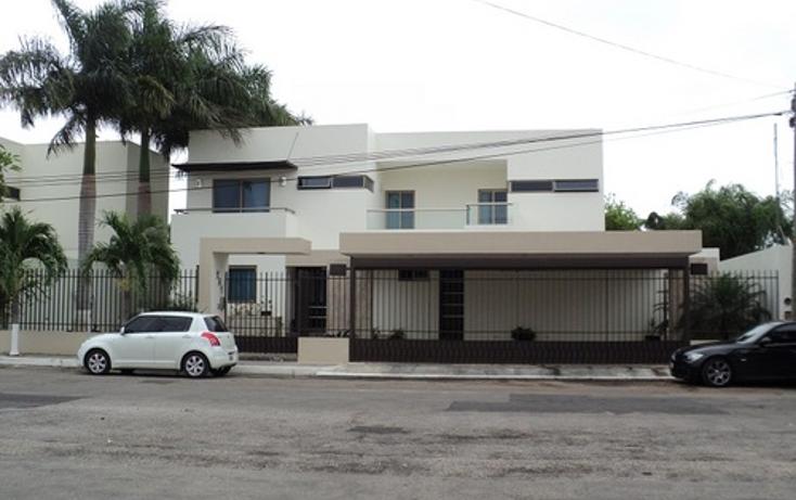 Foto de casa en venta en  , montecristo, m?rida, yucat?n, 1097849 No. 01