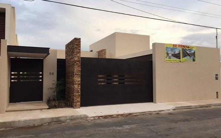Foto de casa en renta en  , montecristo, mérida, yucatán, 1099399 No. 07