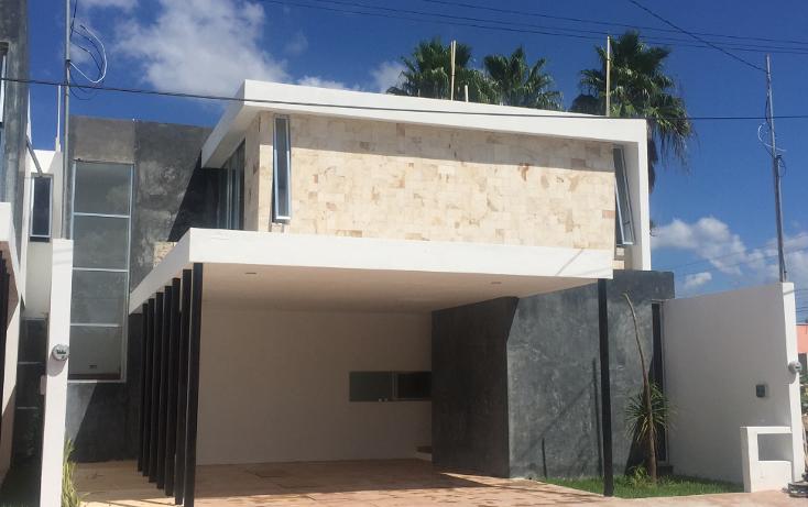 Foto de casa en venta en  , montecristo, mérida, yucatán, 1104621 No. 01