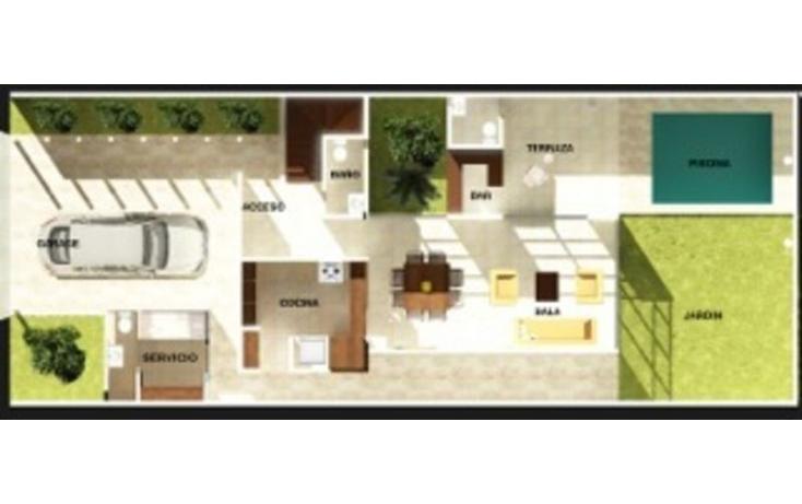 Foto de casa en venta en  , montecristo, mérida, yucatán, 1104621 No. 08