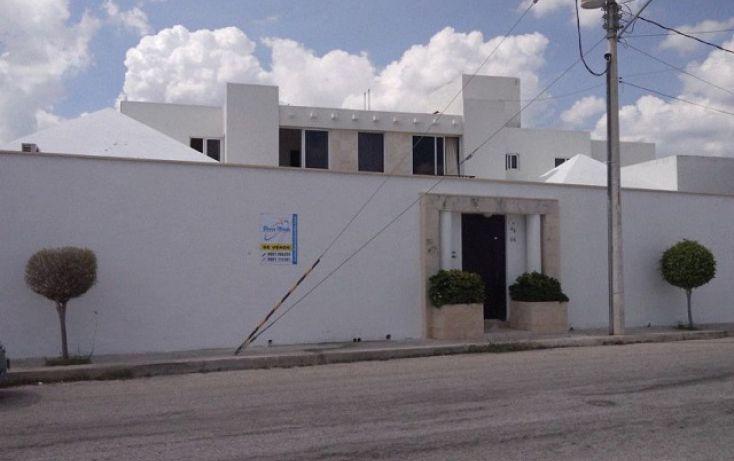 Foto de casa en venta en, montecristo, mérida, yucatán, 1115767 no 01