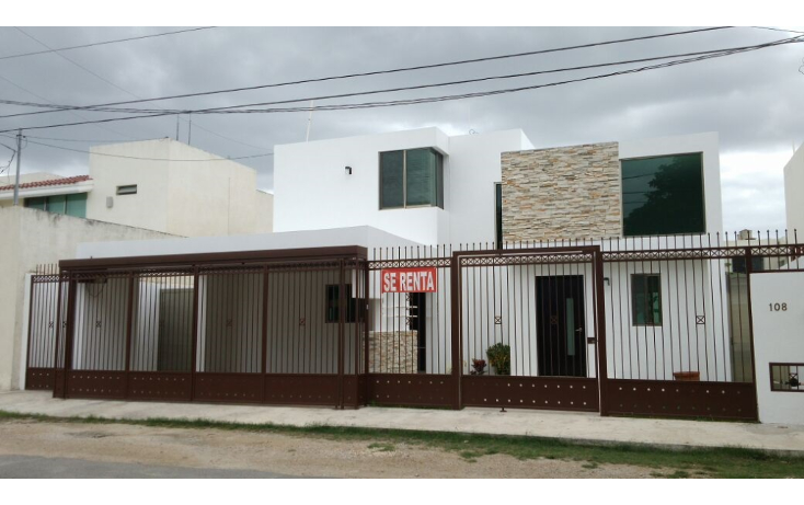 Foto de casa en renta en  , montecristo, mérida, yucatán, 1135389 No. 01